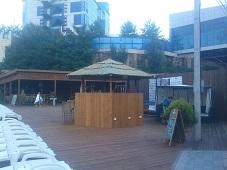 бар в аквапарке